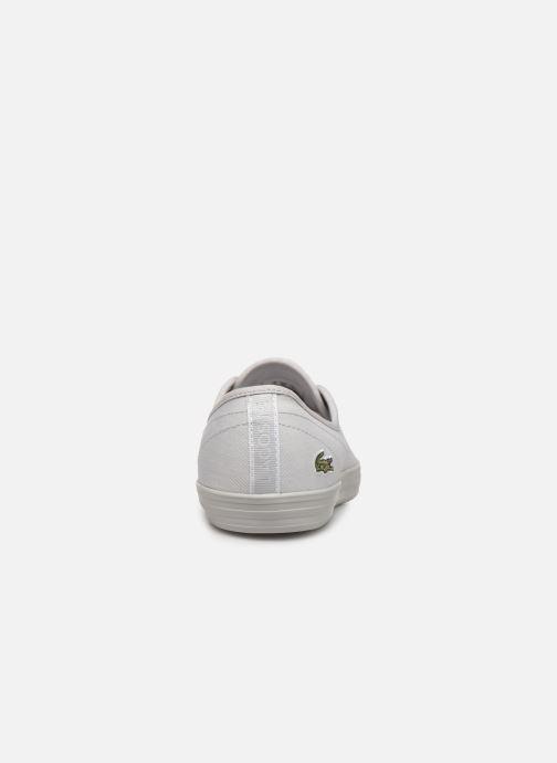 Sneaker Lacoste Ziane Chunky 319 1 CFA grau ansicht von rechts