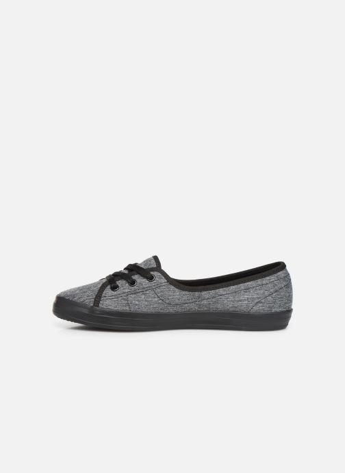 Sneaker Lacoste Ziane Chunky 319 1 CFA schwarz ansicht von vorne