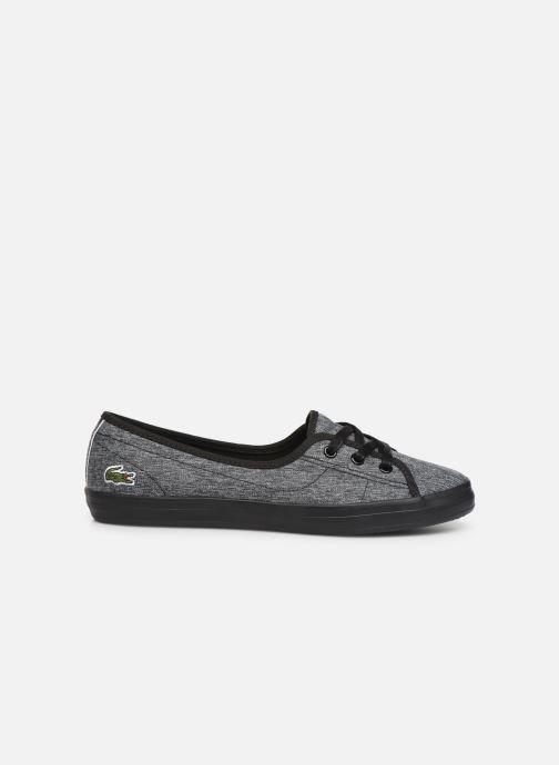 Sneaker Lacoste Ziane Chunky 319 1 CFA schwarz ansicht von hinten