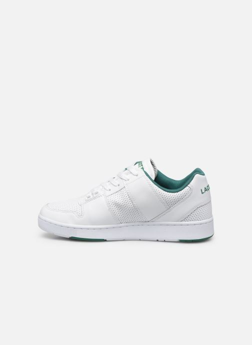 Baskets Lacoste Thrill 319 1 US SMA Blanc vue face
