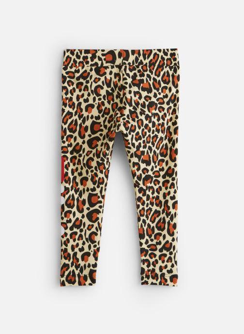 Vêtements FILA FLEX AOP Leggings Multicolore vue bas / vue portée sac