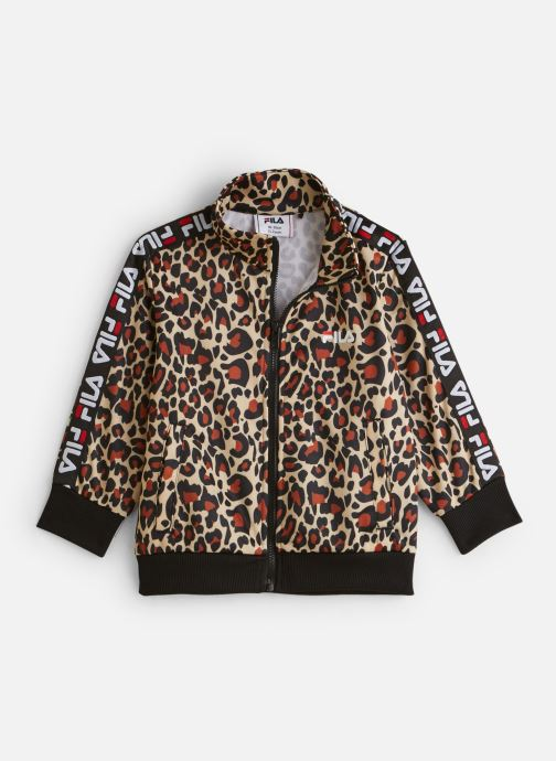 Vêtements FILA TALISA AOP Track Jacket Multicolore vue détail/paire