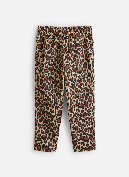 Vêtements FILA TALISA AOP Track Pants Multicolore vue bas / vue portée sac