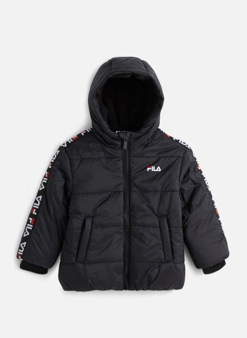 Vêtements FILA TOBIN Padded Jacket Noir vue détail/paire