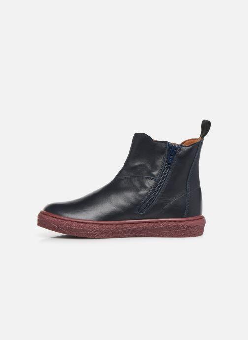 Boots en enkellaarsjes PèPè 875 Blauw voorkant