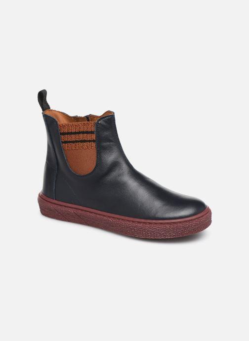 Bottines et boots PèPè 875 Bleu vue détail/paire