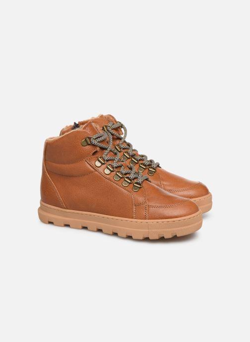 Stiefeletten & Boots PèPè 769/FL/GT braun 3 von 4 ansichten