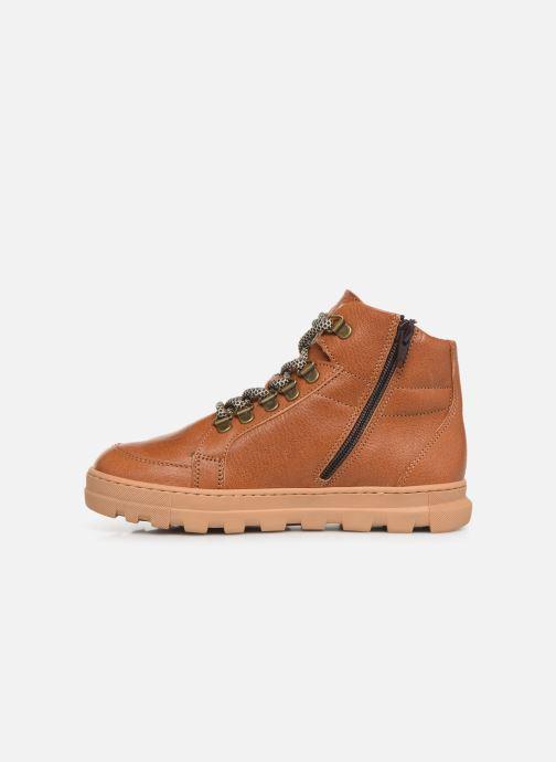 Boots en enkellaarsjes PèPè 769/FL/GT Bruin voorkant