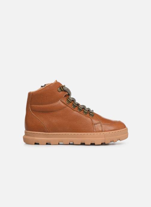 Boots en enkellaarsjes PèPè 769/FL/GT Bruin achterkant