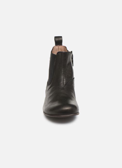 Bottines et boots PèPè 1199 Noir vue portées chaussures