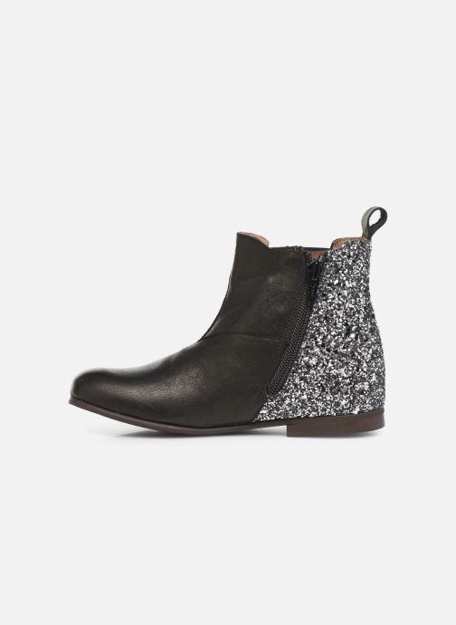 Boots en enkellaarsjes PèPè 1199 Zwart voorkant