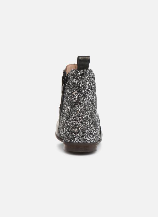 Bottines et boots PèPè 1199 Noir vue droite