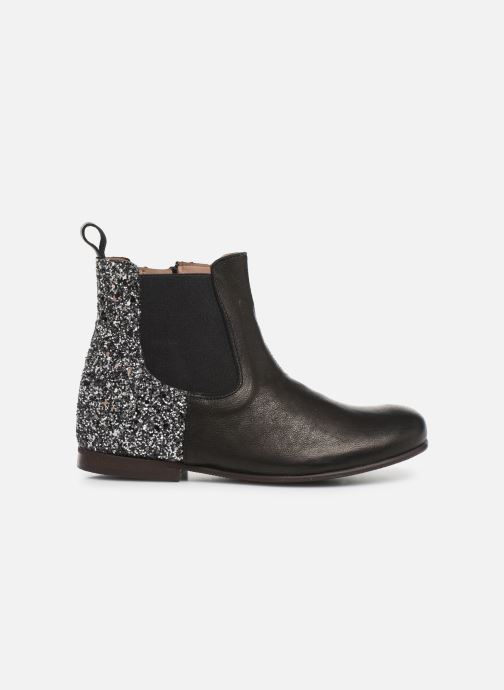 Boots en enkellaarsjes PèPè 1199 Zwart achterkant