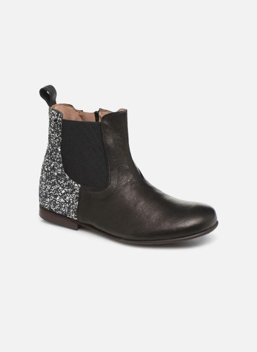 Boots en enkellaarsjes PèPè 1199 Zwart detail