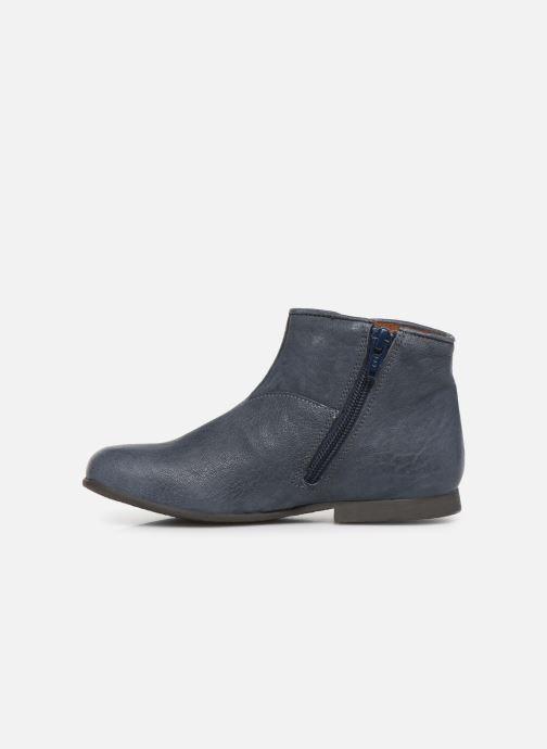 Boots en enkellaarsjes PèPè 1182/P Blauw voorkant