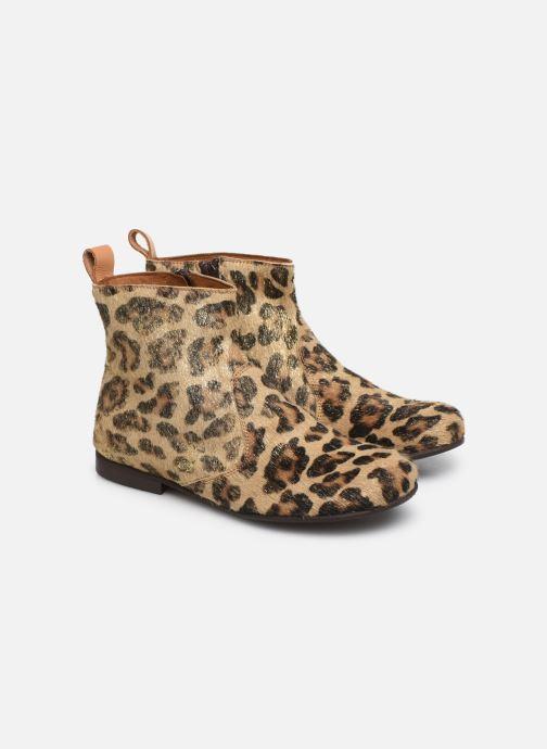 Boots en enkellaarsjes PèPè 1204 Beige 3/4'