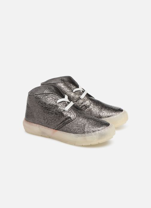 Sneakers PèPè Kent Sølv 3/4 billede