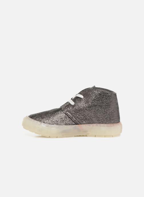 Sneakers PèPè Kent Argento immagine frontale