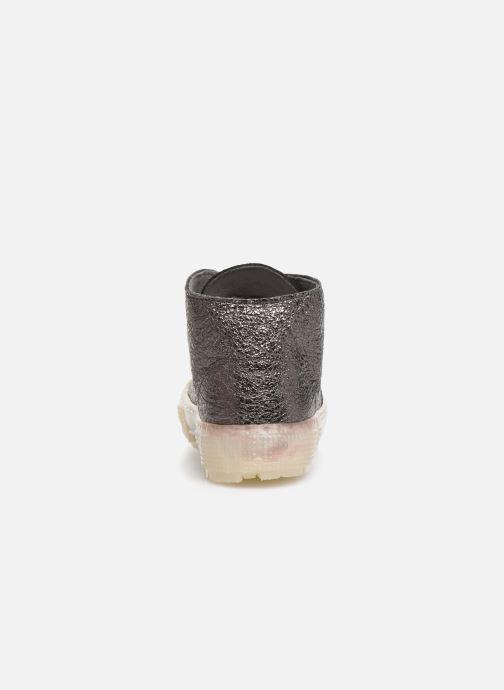 Sneakers PèPè Kent Sølv Se fra højre