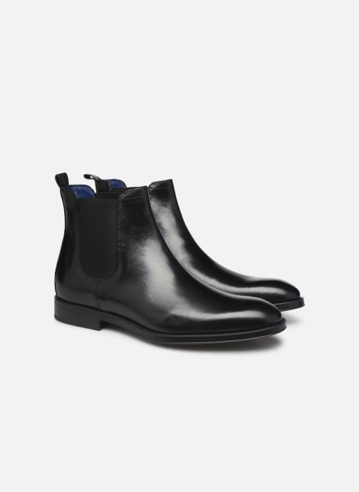 Ankle boots Azzaro Seville Black 3/4 view
