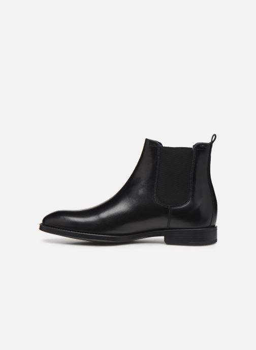 Ankle boots Azzaro Seville Black front view