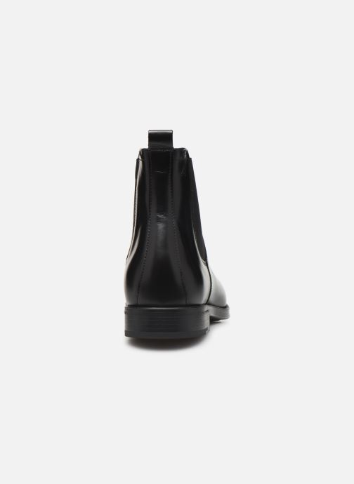 Ankle boots Azzaro Seville Black view from the right
