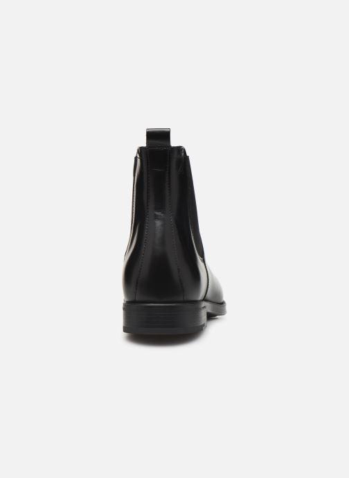Bottines et boots Azzaro Seville Noir vue droite