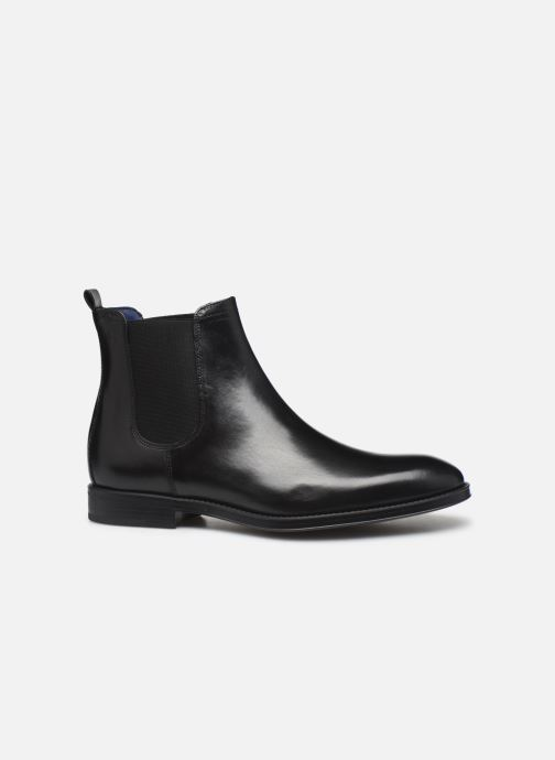 Ankle boots Azzaro Seville Black back view
