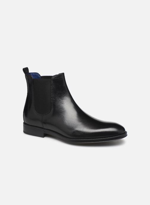 Boots en enkellaarsjes Azzaro Seville Zwart detail