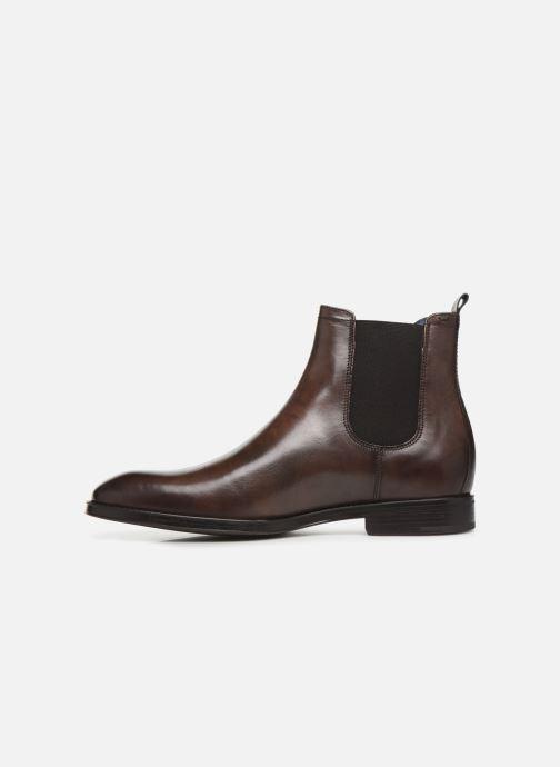 Boots en enkellaarsjes Azzaro Seville Bruin voorkant