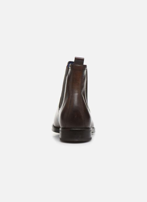 Boots en enkellaarsjes Azzaro Seville Bruin rechts