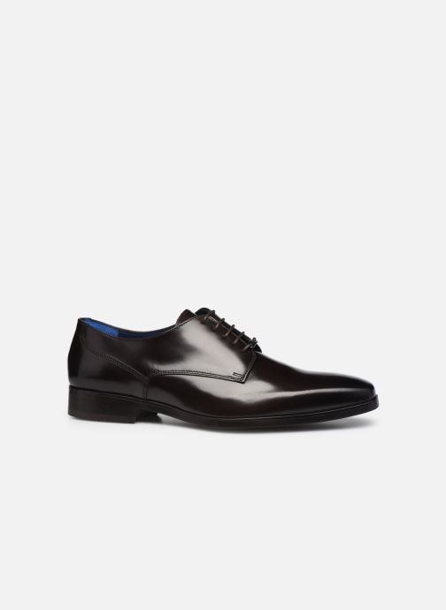 Chaussures à lacets Azzaro POIVRE Marron vue derrière