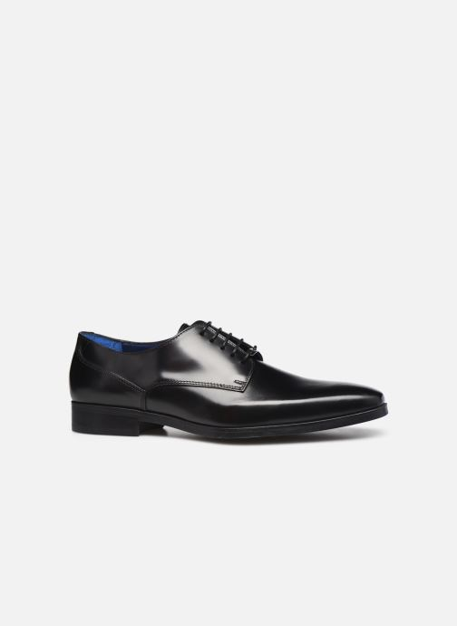 Zapatos con cordones Azzaro POIVRE Negro vistra trasera