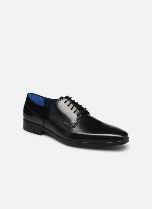 Zapatos con cordones Azzaro POIVRE Negro vista de detalle / par