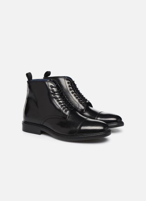 Bottines et boots Azzaro Vigne Noir vue 3/4
