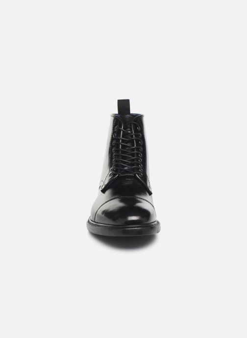 Botines  Azzaro Vigne Negro vista del modelo