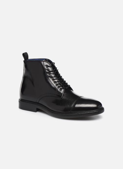 Boots en enkellaarsjes Azzaro Vigne Zwart detail