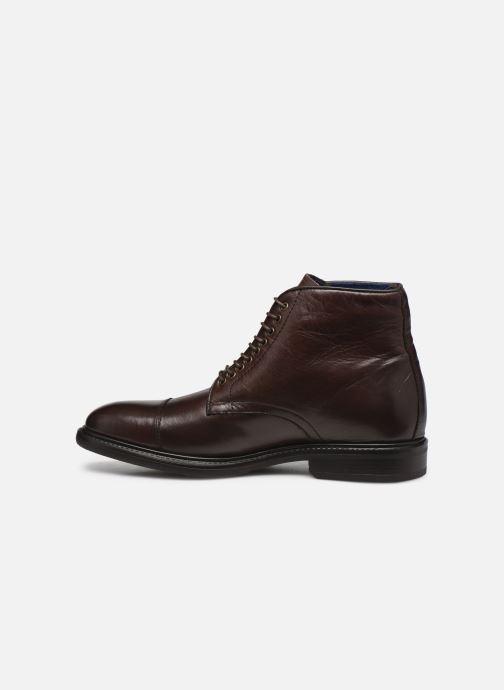 Stiefeletten & Boots Azzaro Vigne braun ansicht von vorne