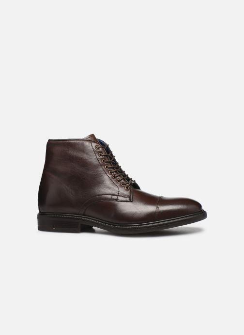 Stiefeletten & Boots Azzaro Vigne braun ansicht von hinten