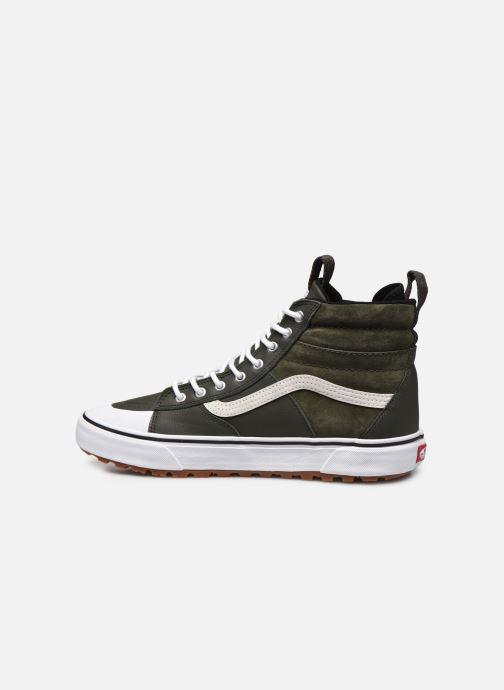 Sneakers Vans SK8-Hi MTE 2.0 DX Groen voorkant