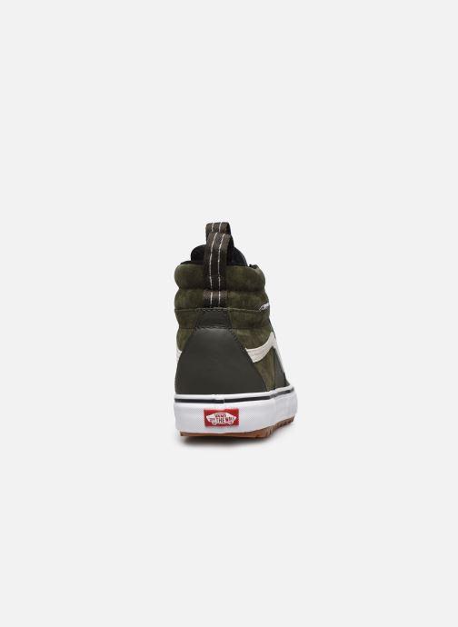 Sneakers Vans SK8-Hi MTE 2.0 DX Groen rechts