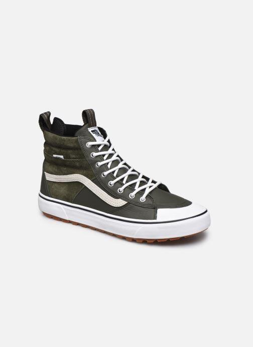 Sneakers Vans SK8-Hi MTE 2.0 DX Groen detail