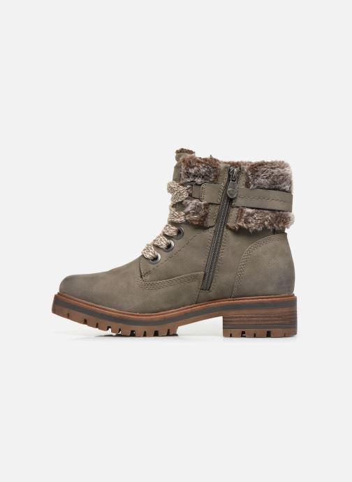 Bottines et boots Tom Tailor Nika Gris vue face