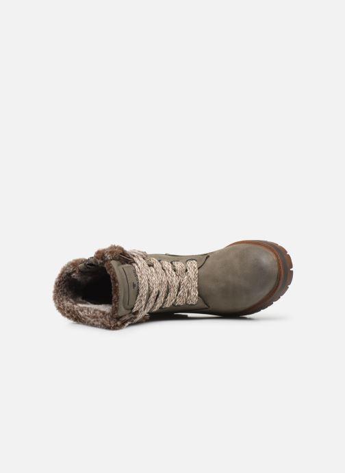 Bottines et boots Tom Tailor Nika Gris vue gauche