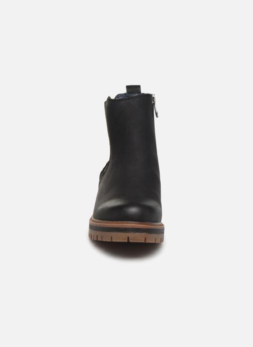 Boots en enkellaarsjes Tom Tailor Louisa Zwart model