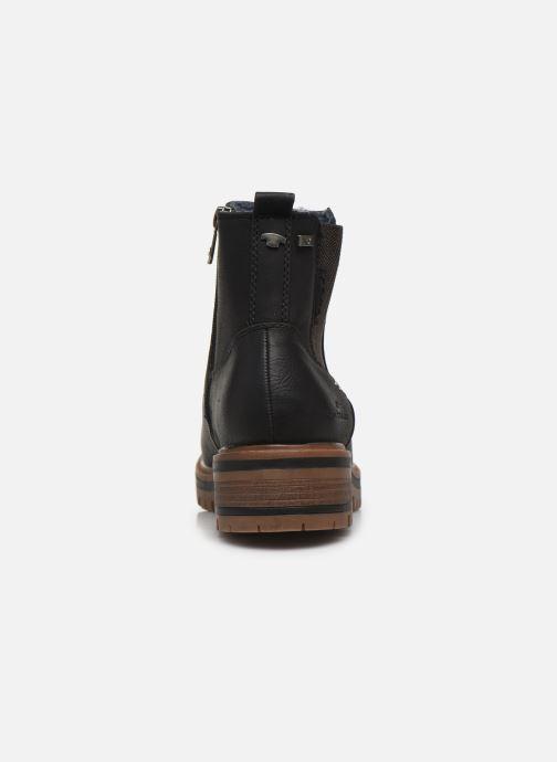 Boots en enkellaarsjes Tom Tailor Louisa Zwart rechts