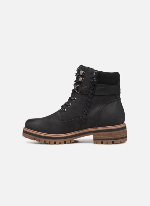 Bottines et boots Tom Tailor Lilie Noir vue face