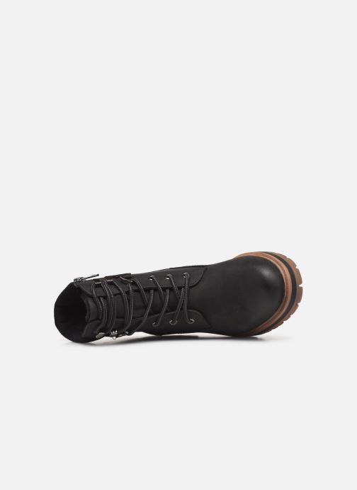Bottines et boots Tom Tailor Lilie Noir vue gauche
