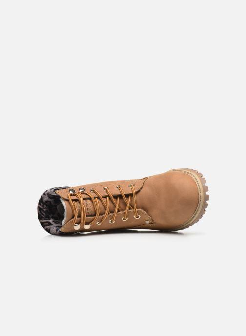 Bottines et boots Tom Tailor Kiara Marron vue gauche