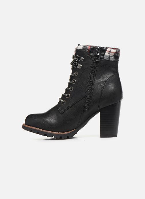 Bottines et boots Tom Tailor Monic Noir vue face